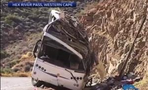 Hex River Pass Bus Crash