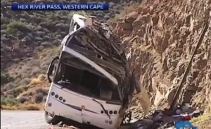 Hex River Pass Bus Crash